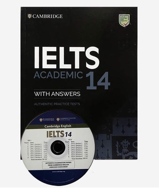 آزمونهای کاملاً واقعی کتاب های کمبریج IELTS آکادمیک