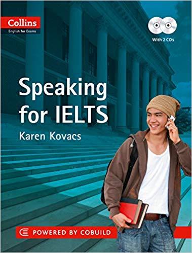 کتاب speaking آیلتس