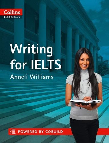 Collins Writing for IELTS منبع بدون استاد آیلتس