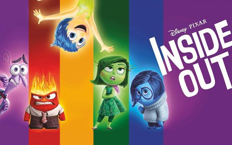 یادگیری زبان انگلیسی با انیمیشن Inside out