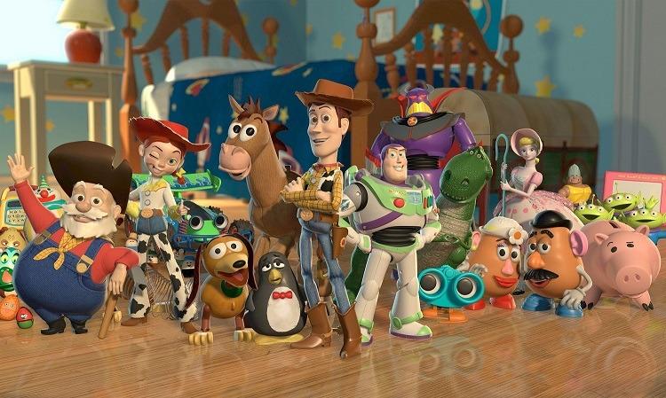 آموزش زبان انگلیسی با کارتن Toy Story