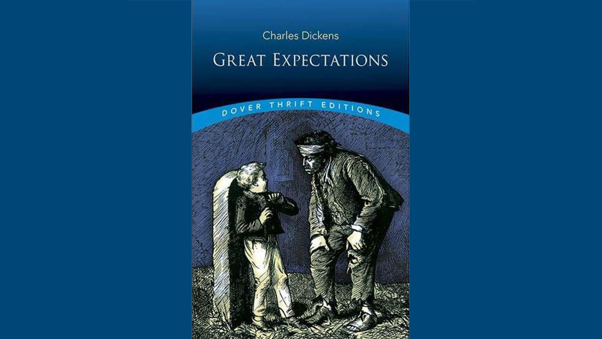 دانلود کتاب داستان انگلیسی آرزوهای بزرگ، اثرِ چارلز دیکنز