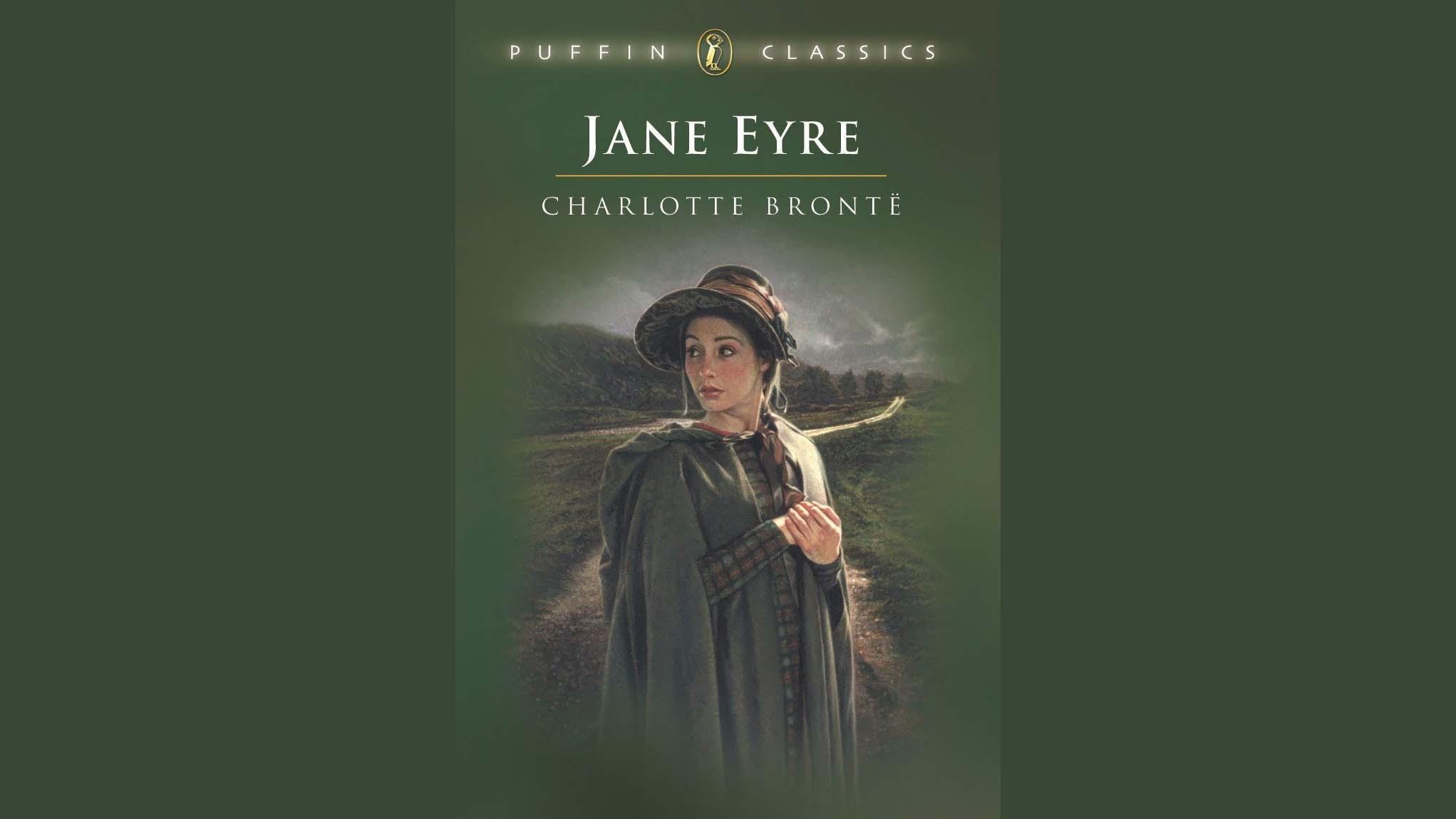 دانلود کتاب داستان انگلیسی جین ایر، اثرِ شارلوت برونته