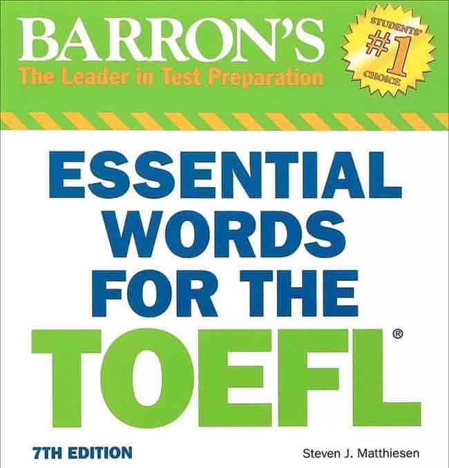 لغات ضروری تافل یرای آزمون MSRT