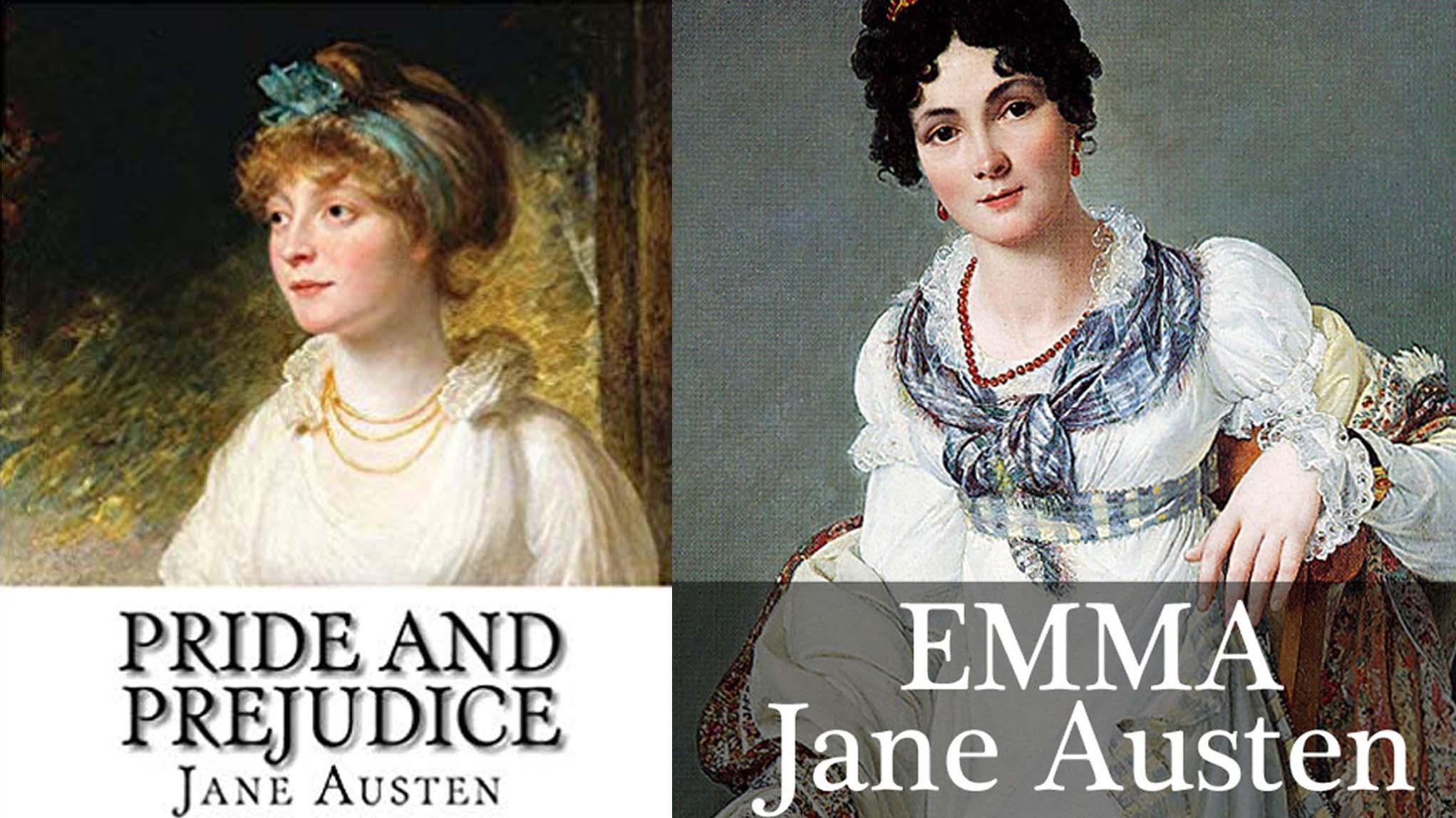 کتاب های جین آستین