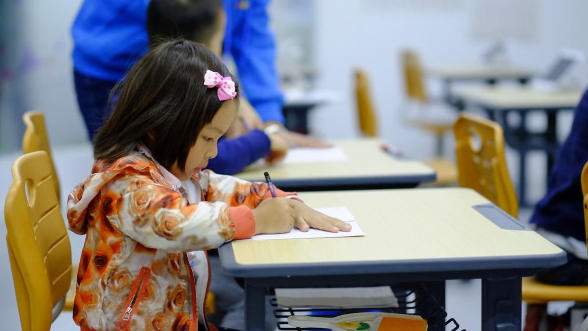 یادگیری زبان انگلیسی در کودکان
