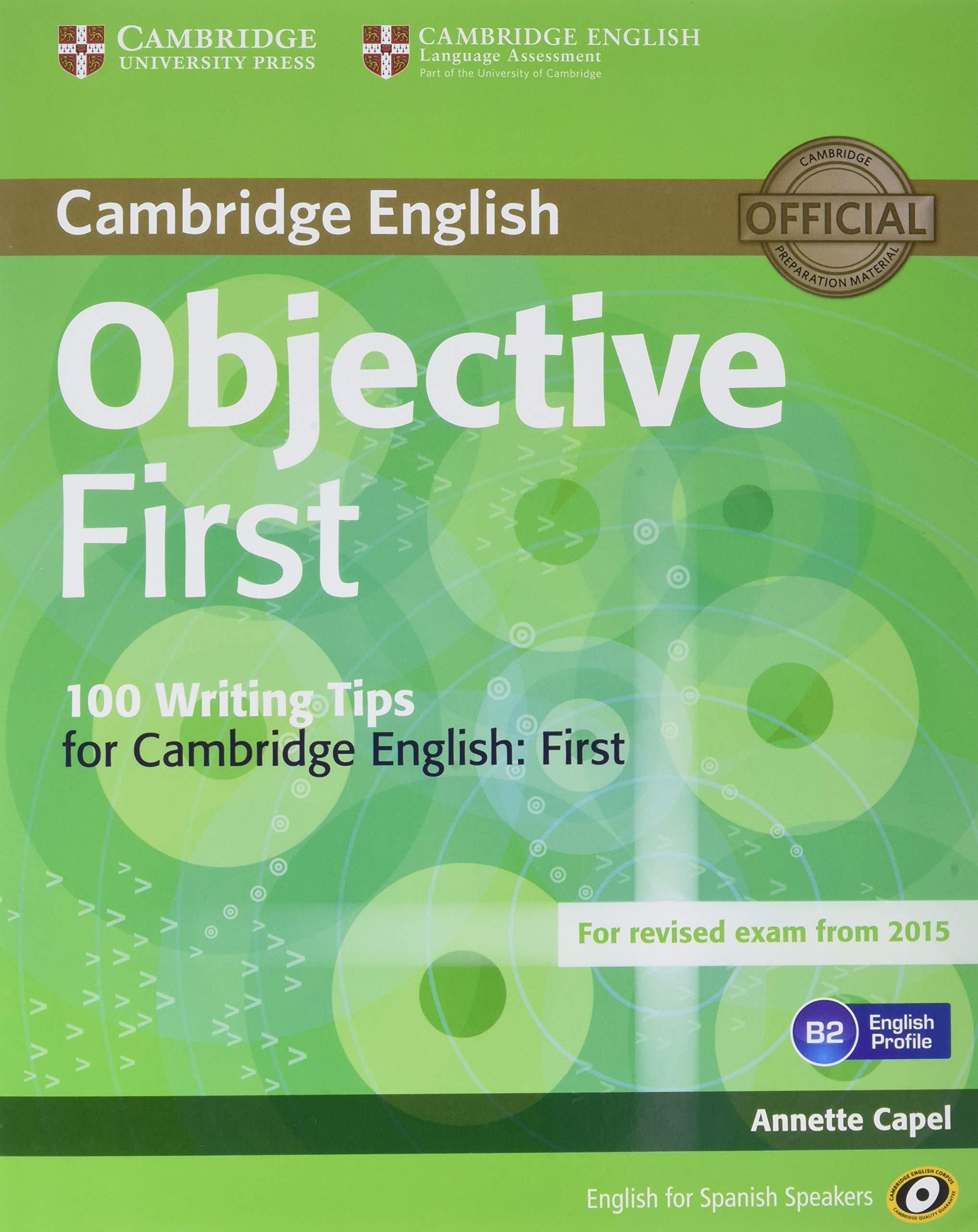 منابع آزمون fce کتاب اول Objective First