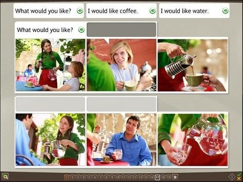 طراحی و رابط کاربری روزتا استون