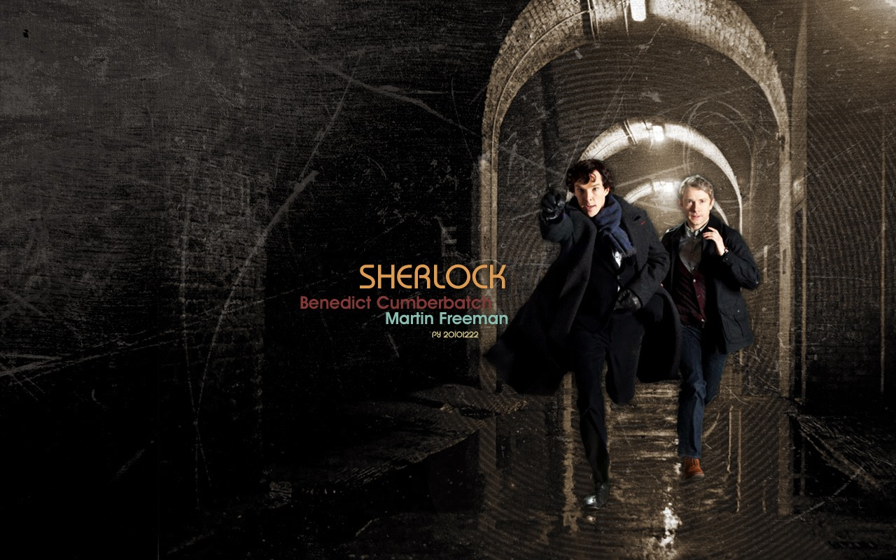 آموزش زبان انگلیسی با سریال شرلوک