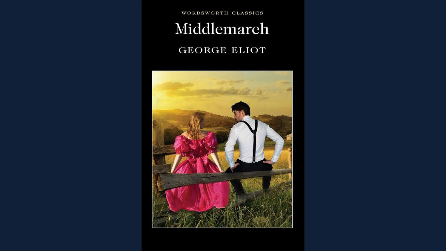 رمان کلاسیک انگلیسی میدل مارچ