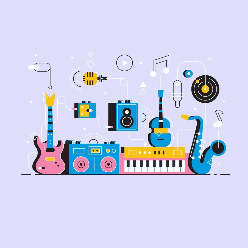 برای یادگیری زبان با موسیقی چه باید کرد؟
