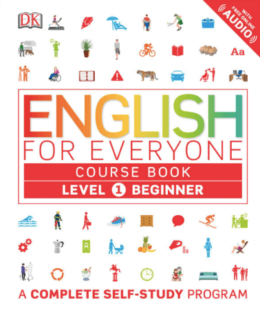 کتاب زبان کودکان English For Everyone: Level 1: Beginner
