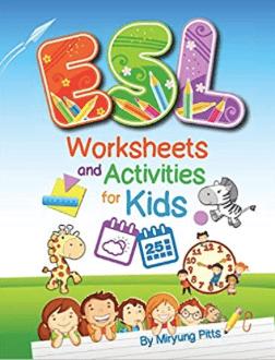 کتاب آموزش زبان انگلیسی برای کودکان 4 ساله