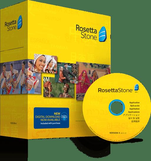 معرفی نرم افزار آموزشی زبان رزتا استون Rosetta Stone