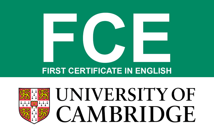 آزمون FCE که مخفف First Certificate in English