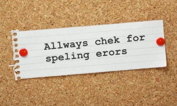 اسپلینگ آیلتس spelling
