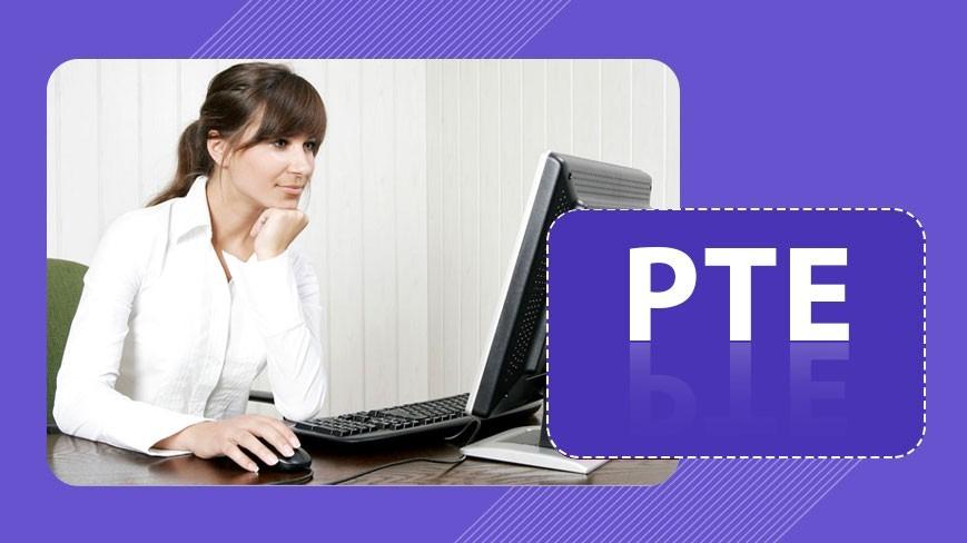 تست آزمون PTE