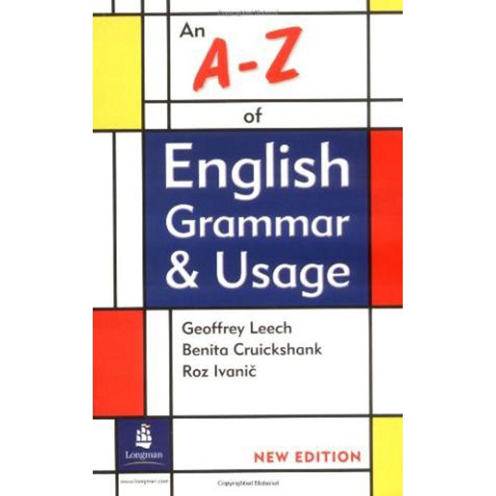 A-Z of English Grammar and Usage کتاب گرامر انگلیسی