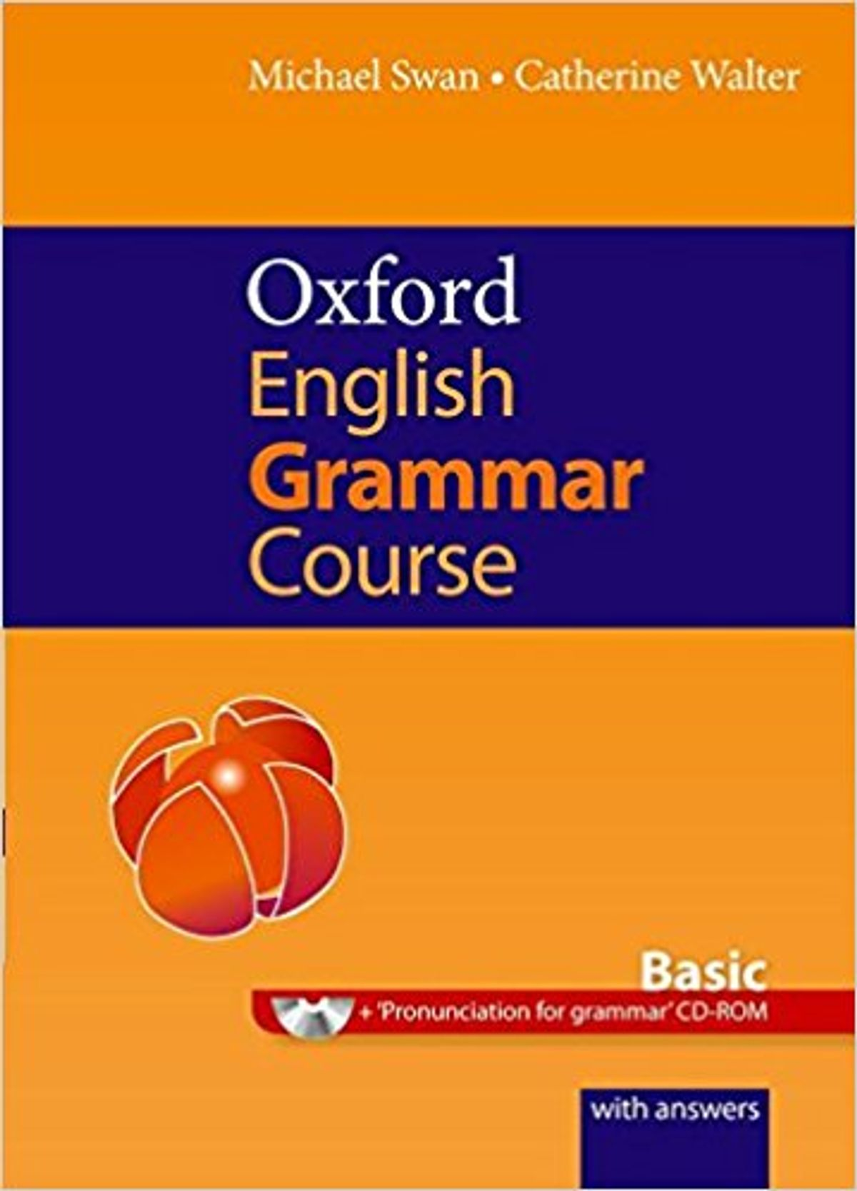 Oxford Grammar Course Basic کتاب گرامر مخصوص سطوح پایه Elementary