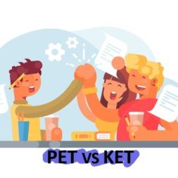 آزمون KET چیست؟ مقایسه دو آزمون KET و PET