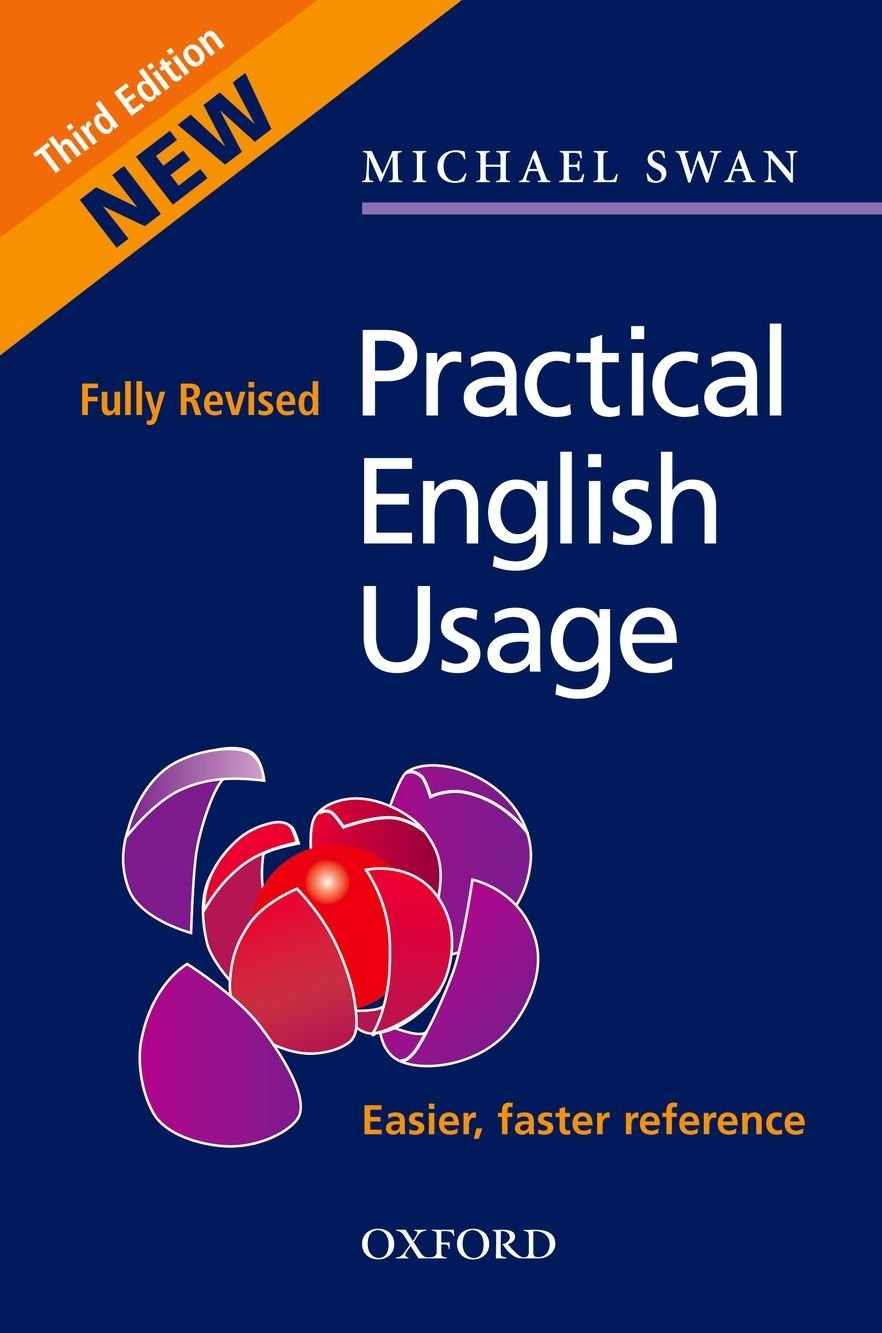 Practical English Usage by Michael Swan تقویت گرامر انگلیسی