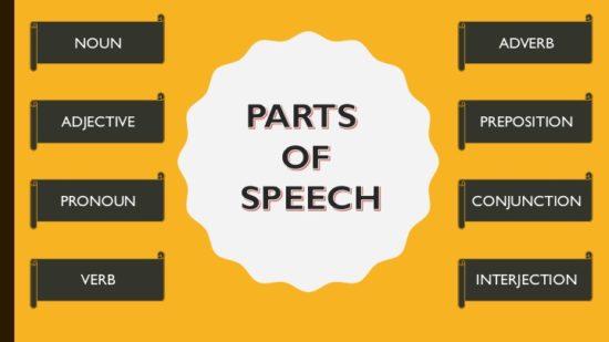 آموزش گرامر – نقش دستوری و افعال