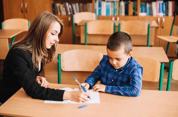 معلم خصوصی زبان