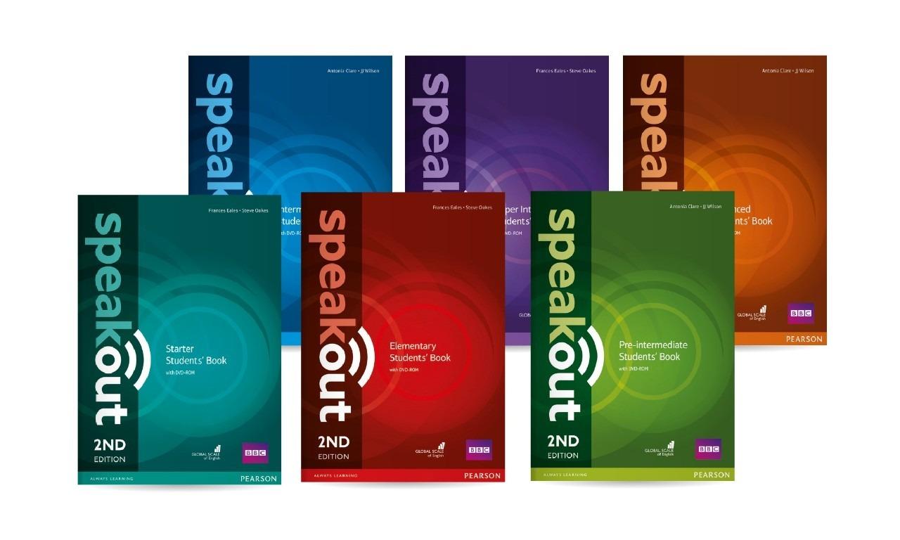 مجموعه کتابهای خودآموز زبان انگلیسی Speakout