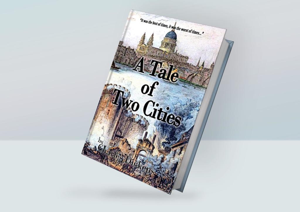 رمان دو شهر (A Tale of Two Cities)