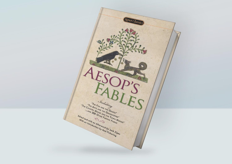 رمان حکایتهای ازوپ (Aesop's Fables)