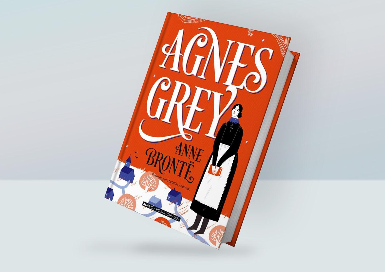 رمان اگنس گری (Agnes Grey)
