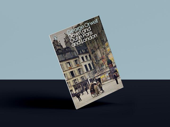 رمان Down & Out in Paris & London (محرومان پاریس و لندن)