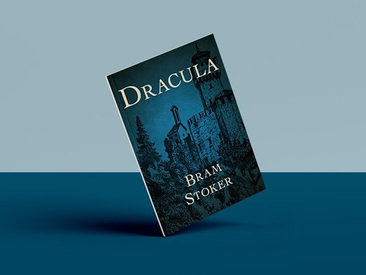 رمان Dracula (دراکولا)