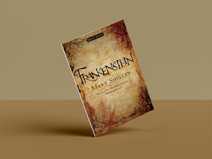 رمان Frankenstein (فرانکشتاین)
