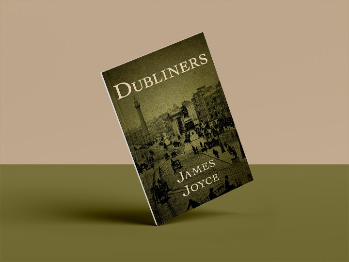 رمان Dubliners (دوبلینیها)