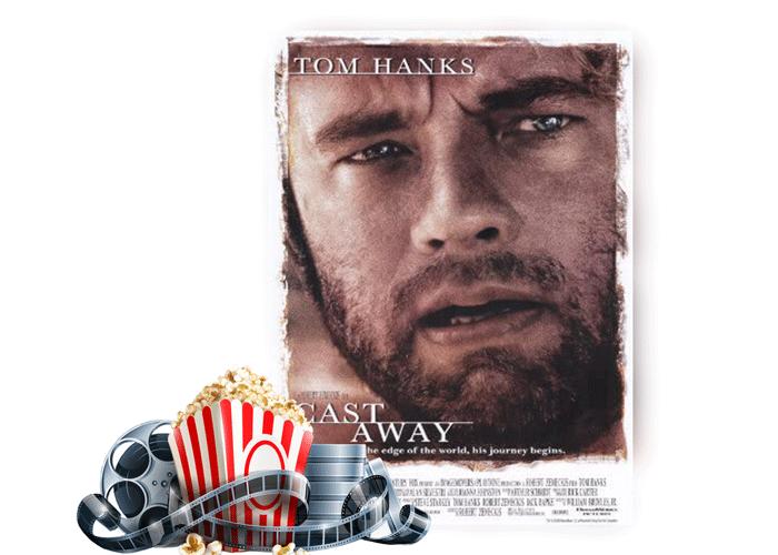 آموزش زبان انگلیسی با فیلم زبان اصلی cast away
