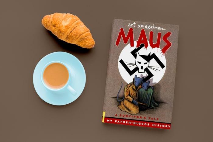 یادگیری زبان با کتاب مصور Maus