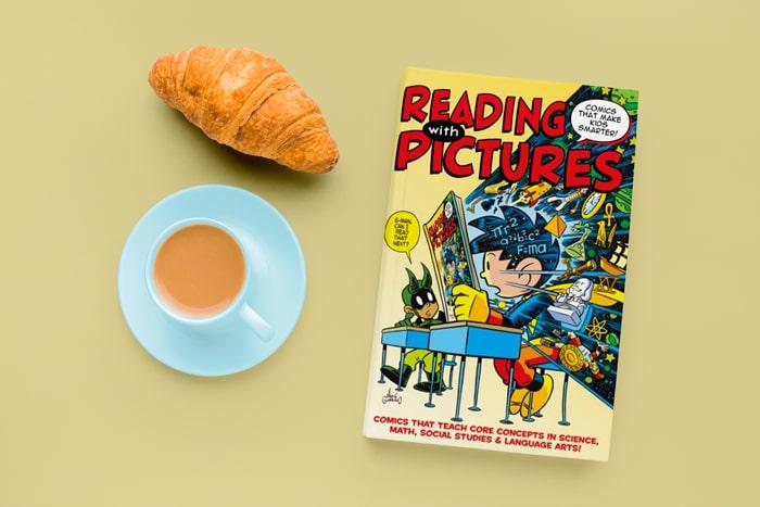 """یادگیری زبان انگلیسی با کتاب های مصور """"-with-Pictures-Comics-That-Make-Kids-Smarter"""