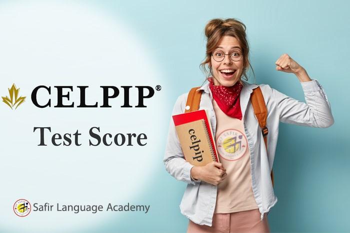 نحوه نمرهدهی در آزمون CELPIP چگونه است؟