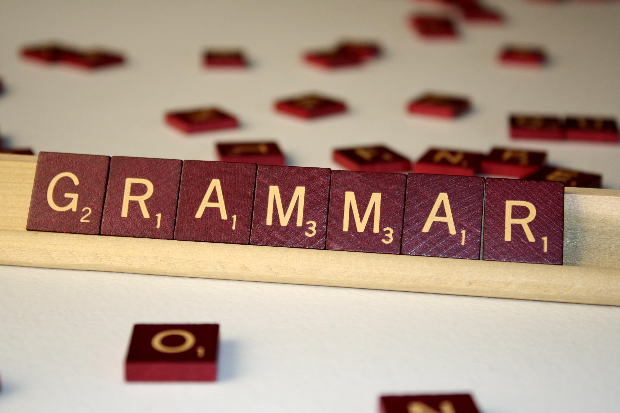 وقتی لغات انگلیسی را یاد میگیرید، گرامر را نیز یاد میگیرید