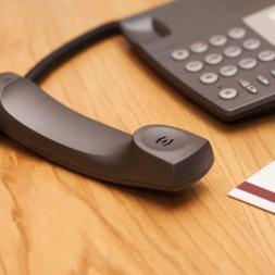 مکالمات تلفنی کاری انگلیسی، ۴۰ اصطلاح کاربردی