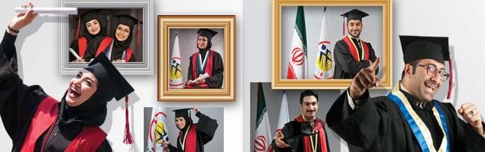 فارغ التحصیلان آموزشگاه زبان انگلیسی