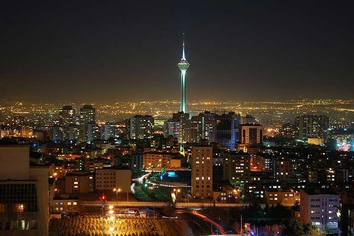 تور تهرانگردی