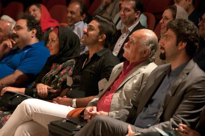 برگزاری جشن معرفی سیستم جدید آموزشی موسسه سفیر گفتمان (هایبرید)