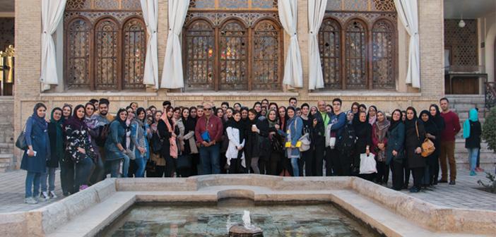 تور یک روزه تفریحی-آموزشی SODET به مقصد عمارت مسعودیه(دوره سوم) برگزار شد