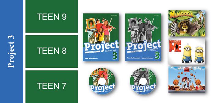 کتاب project 3