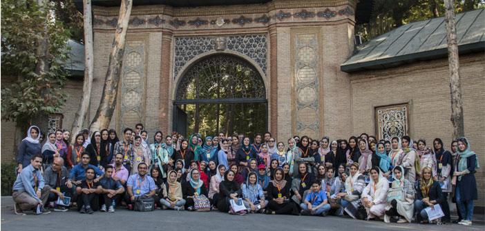 تور یک روزه تفریحی-آموزشی SODET به مقصد کاخ موزه سعد آباد(دوره ششم) برگزار شد
