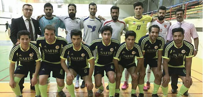 افتتاح باشگاه فرهنگی و ورزشی سفیر گفتمان