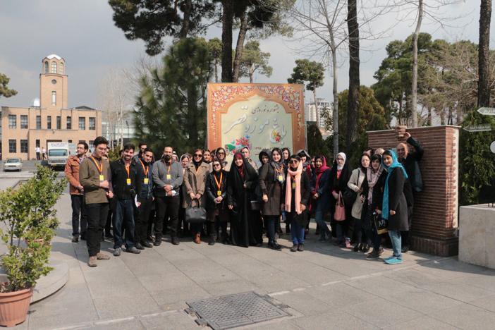 تور یک روزه تفریحی-آموزشی SODET به مقصد موزه رضا عباسی- موزه قصر(دوره یازدهم) برگزار شد