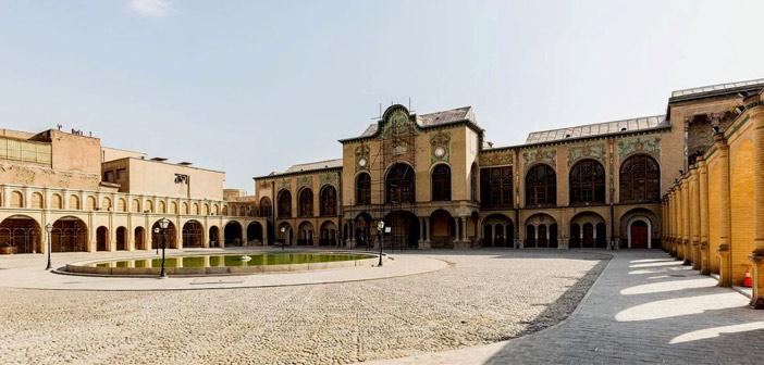 تور یک روزه تفریحی-آموزشی SODET به مقصد مدرسه دارالفنون و عمارت مسعودی(دوره پانزدهم) برگزار شد